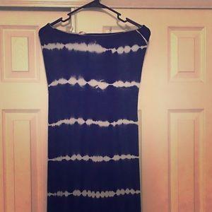 Cynthia Rowley - Maxi Tye Dye Dress